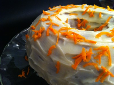 Mother-in-law's Carrot Cake