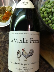 La Vieille Ferme 2014 Rhone Valley Vineyards, France
