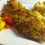 Panko Breaded Fish Fillet