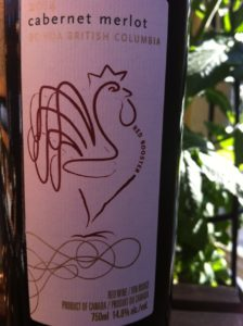 Red Rooster Cab Merlot #1