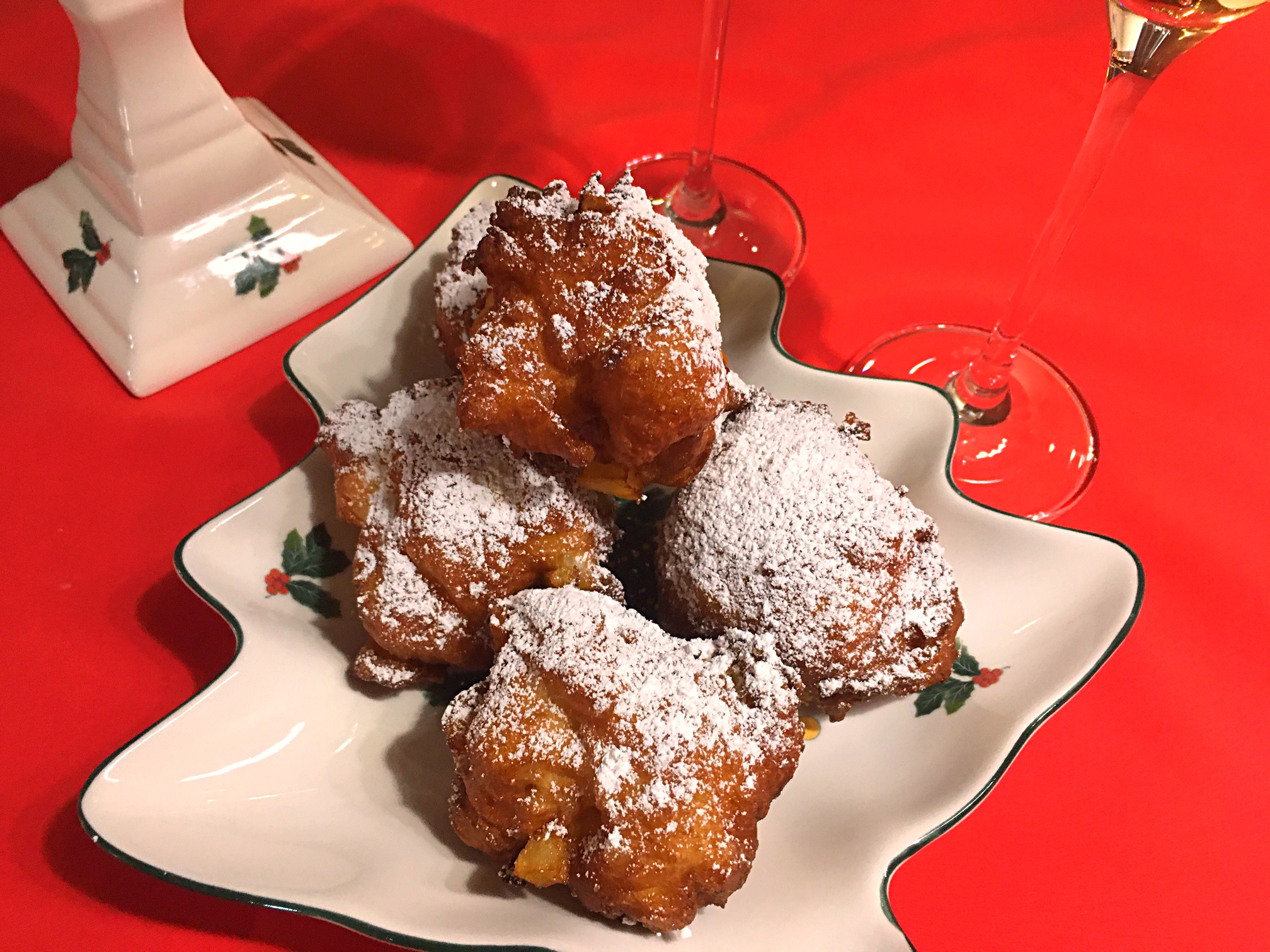 Oliebollen Recipe Dutch Beignets Oly Moly They Re Good Club Foody Club Foody